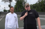 NHS Girls' Head Tennis Coach Ryan Vehar Preseason Interview (VIDEO)