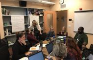 Have you ever wondered what teachers do on an in-service day?  By DJ Resch