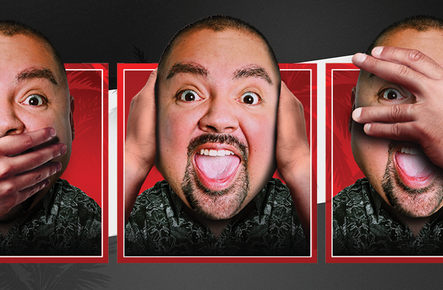 "Gabriel Iglesias – ""One Show Fits All World Tour"" Stops at Rocksino  Hot & Fluffy and I'm Not Fat...I'm Fluffy!"