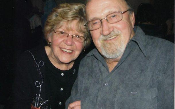 Raymond and Jean Dolezal Celebrate 70th Wedding Anniversary