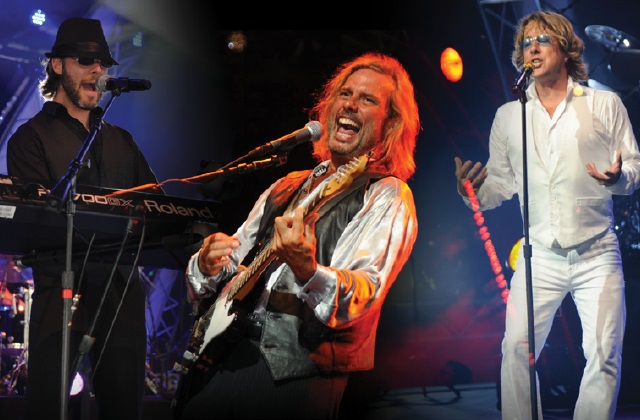 Night Ranger, Elvis Tribute, and Bee Gees Tribute Coming to Rocksino
