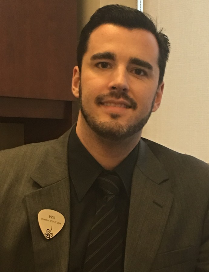 WILL PROVANCE – HARD ROCK ROCKSINO NORTHFIELD PARK'S EMERGING LEADER OF GAMING AND GLOBAL GAMING