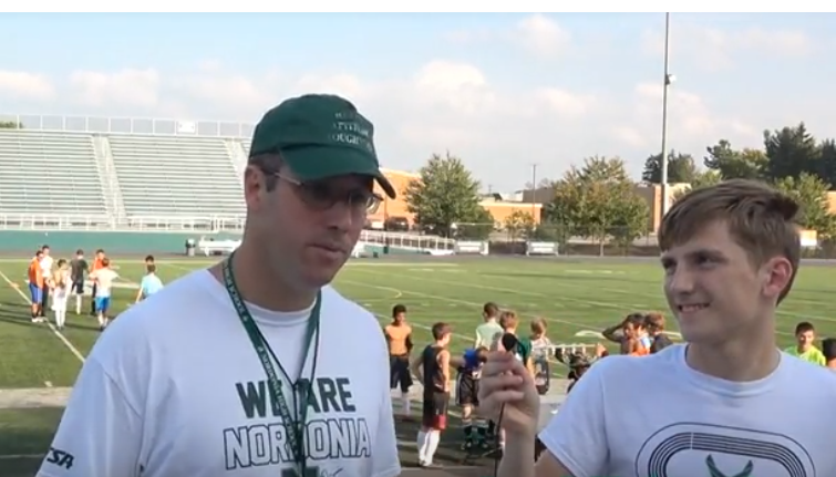 Nordonia Friday Football Matchup By Jacob Malensek Week #7 Plus Interview With Coach Fox (VIDEO)
