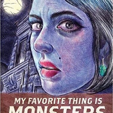 Book Review: My Favorite Thing is Monsters by Emil Ferris