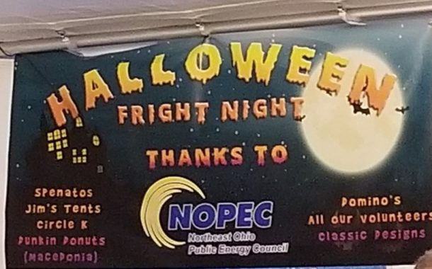 Northfield Village Halloween Party 2018