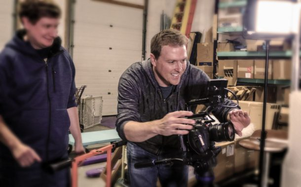 VIDEO COMPANY PUTS ON EVENT, RAFFLES OFF SERVICES