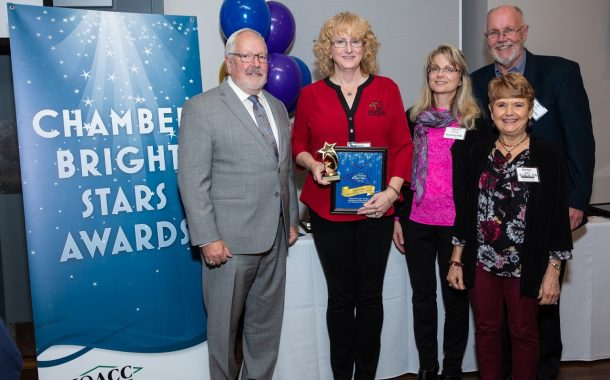 NORDONIA HILLS CHAMBER BRIGHT STAR 2018 Recognized