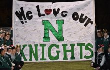 VIC'S SPORTS CORNER: NORDONIA KNIGHTS GREAT SEASON ENDS WITH A HEARTBREAKING 43-38 LOSS TO PAINESVILLE RIVERSIDE!