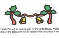City of Macedonia Santa Delivery Program