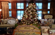 Longwood Manor Holiday Gift Shop 2018
