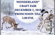 North Woods Lanes - Winter Wonderland Craft Fair