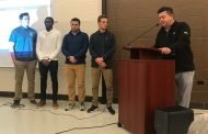 Nordonia High School Students Honored at Board of Education Meeting 12-17-18