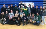 Knights take home the title at the 2018 Liberty Classic. Mitch Collica won Most Outstanding Wrestler