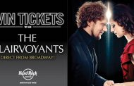 THE CLAIRVOYANTS TICKET GIVEAWAY - NOVEMBER ROCKSINO CONTEST
