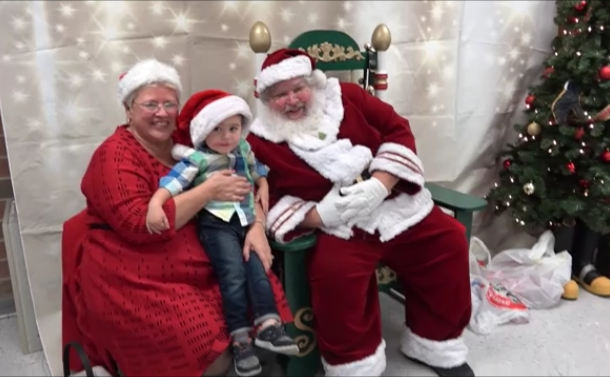 Northfield Village Party With Santa 12-16-18 (VIDEO)