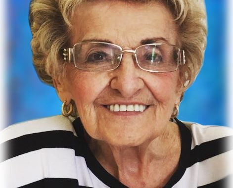 Obituary: ANGELINA C. GRAVES (nee Gennaro)