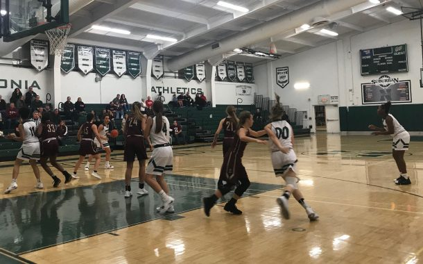 Nordonia vs Stow Girls Varsity Basketball 12-8-18 - Final Stow 47 Nordonia 29 (VIDEO)