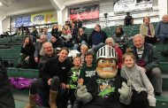 "Nordonia Girls Varsity Basketball Game Results, ""Knights for the night"" Honored and First Grader Steals the Show (VIDEOS)"