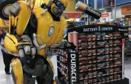 COMING TO MACEDONIA: Bumblebee Transformer Tour On Jan. 18
