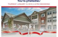 American House Senior Living Communities Celebrates Ribbon Cutting of American House Macedonia