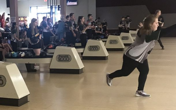 Nordonia Boys & Girls Bowling teams go down to defeat against Tallmadge (Video and photos) 1-4-19