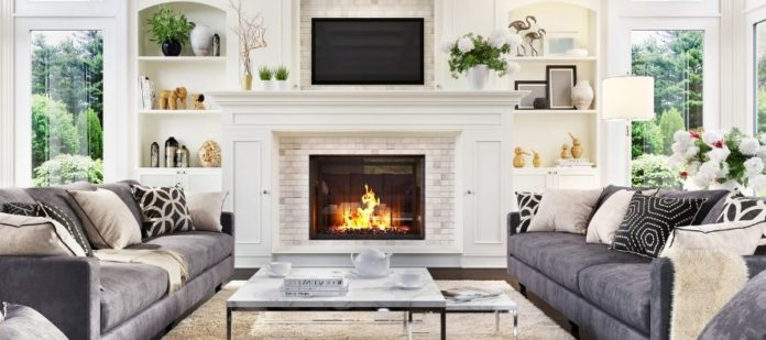 4 Easy Steps to Install a Fireplace Mantel